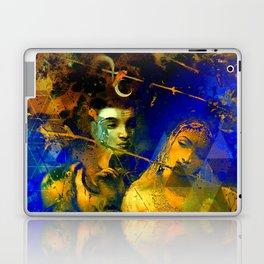 Shiva The Auspicious One - The Hindu God Laptop & iPad Skin