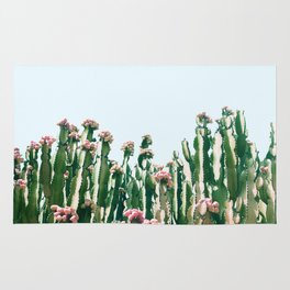 Blush Cactus #society6 #decor #buyart Rug