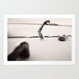 THE AWAKENING, NATIONAL HABOR, PHOTOGRAPH Art Print