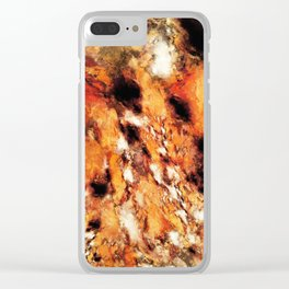 Hot switch Clear iPhone Case