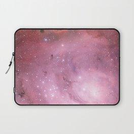 the Lagoon Nebula Laptop Sleeve