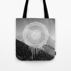 Montain Mark Tote Bag