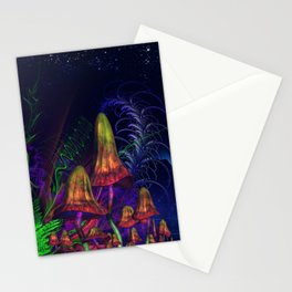 Happy Birthday Terence Mckenna Stationery Cards