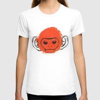 monkey island T-shirts featuring Monkey by James White