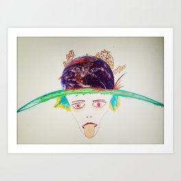 twmms Art Print