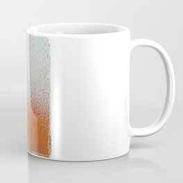 Winter Bee spy on the glass Coffee Mug