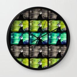 Phasianidae Wall Clock
