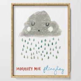 Moghrey Mie Fliaghey Serving Tray