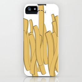 French Fry iPhone Case