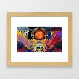 Quantum Physics  Framed Art Print