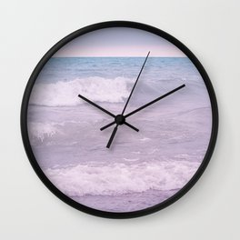 I Always Come Back Wall Clock