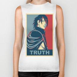 Sasuke - Truth Biker Tank