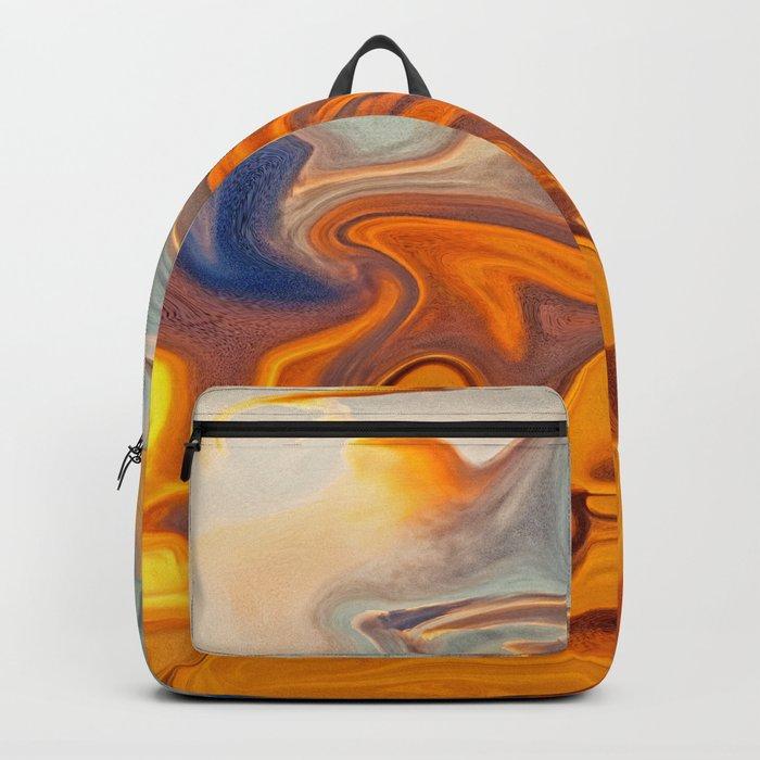 SKY ON FIRE Backpack