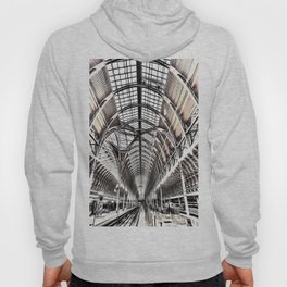 Paddington Railway Station London Hoody
