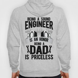 Sound Engineer Hoody