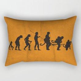 Involution! Rectangular Pillow
