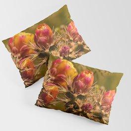 Cacti in Bloom - II Pillow Sham