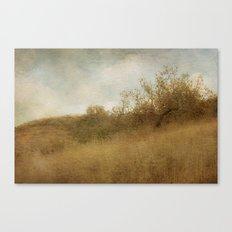 The Magical Oak Tree Canvas Print