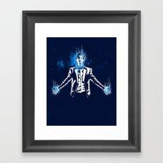 Regenerate Doctor! Framed Art Print