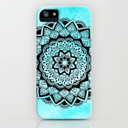 Kali Mandala iPhone Case