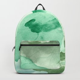 Meadow Pool Abstract Backpack