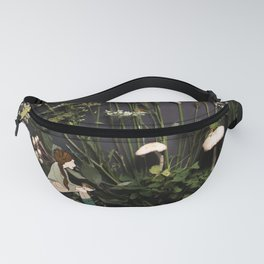 Bridie and the Robins in the Forest of Shamrocks Fanny Pack
