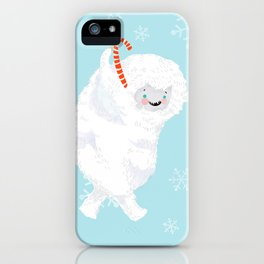 Happy Christmas iPhone Case