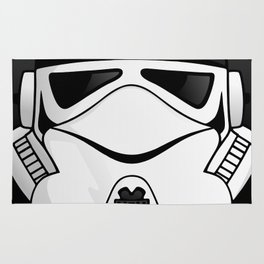 A Happy Trooper is an Effective Tropper Rug
