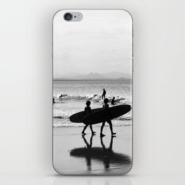 Byron Bay Surfers iPhone Skin