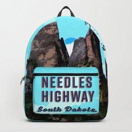 Needles Highway South Dakota Backpack