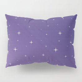 Violet Night Pillow Sham