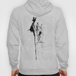 Sometimes I feel like a tree just sitting here absorbing the people that come and go. Hoody
