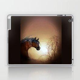 HORSE - Misty Laptop & iPad Skin