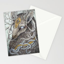 In Memory, as a print Stationery Cards