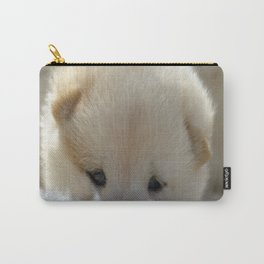 Shiba Inu Puppy Carry-All Pouch