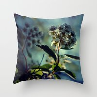 lee pace Throw Pillows featuring A change of pace by Diana Cretu