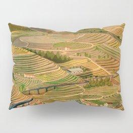 Douro Valley Portugal Pillow Sham