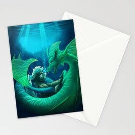 Siren's Song Stationery Cards