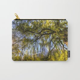 The Pond Trees Carry-All Pouch