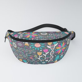 Flowers & STEMs Fanny Pack