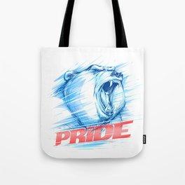 Bear Pride Tote Bag