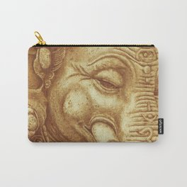 Ganesha orange Carry-All Pouch
