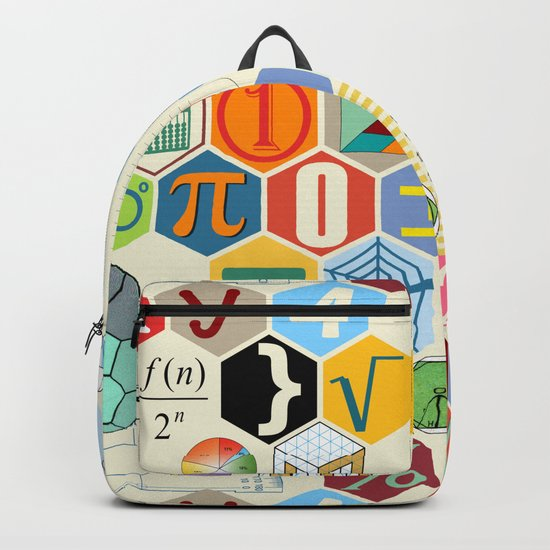 Math in color Backpack