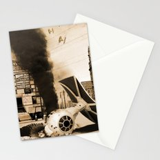 Crash Site - Wars from the Stars Stationery Cards