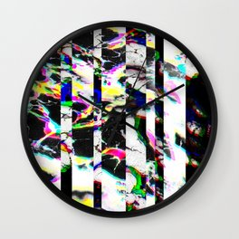 Bars Wall Clock