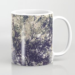 Dappled Light Filtered Through Trees Coffee Mug