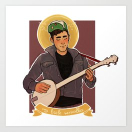 Carrie and Lowell Art Print