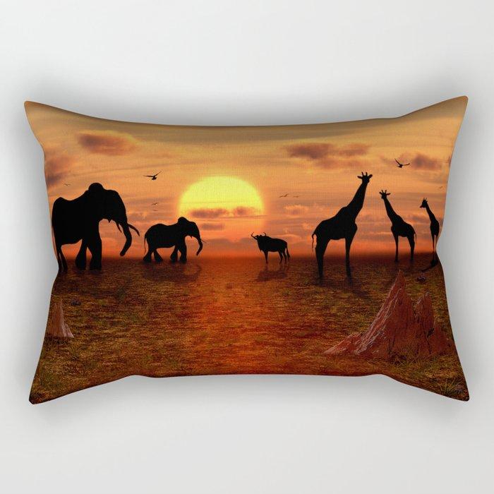 Savanne 2 Rectangular Pillow