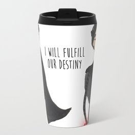 Kylo Ren by Ashley Nada Travel Mug