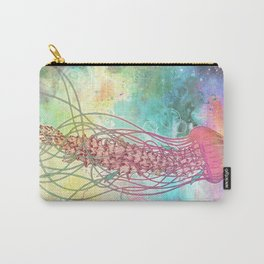 Space Jelly Carry-All Pouch